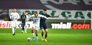 İttifak Holding Konyaspor'umuz: 0 - Fenerbahçe: 3