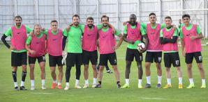 Atiker Konyaspor'umuzda Akhisarspor maçının hazırlıkları başladı
