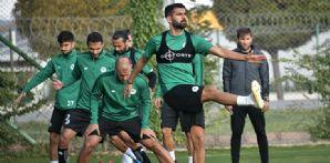 İttifak Holding Konyaspor'umuz Fenerbahçe maçı hazırlıklarına başladı