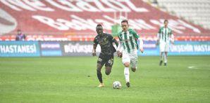İttifak Holding Konyaspor'umuz Göztepe'ye 3-2 mağlup oldu