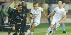 İttifak Holding Konyaspor'umuz A. Alanyaspor ile deplasmanda karşılaşacak
