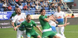 Atiker Konyaspor'umuza ilk yarı maçlarında 44 sarı 2 kırmızı kart çıktı