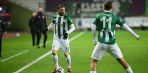 İttifak Holding Konyaspor'umuz DG Sivasspor'a 1-0 mağlup oldu