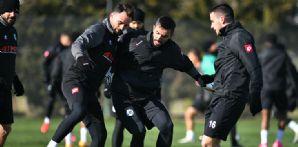 İttifak Holding Konyaspor'umuz B.B. Erzurumspor maçı hazırlıklarına başladı