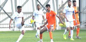 İttifak Holding Konyaspor'umuz özel maçta Adanaspor ile 1-1 berabere kaldı