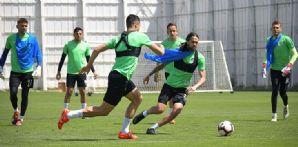 Atiker Konyaspor'umuzda Trabzonspor maçı hazırlıkları başladı
