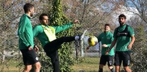 Takımımız Medipol Başakşehir maçı hazırlıklarını sürdürdü