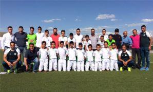U13 Takımımız Aksaray'da grup şampiyonu oldu