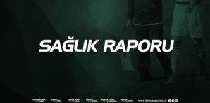 Atiker Konyaspor'umuzda oyuncumuz Hurtado'nun sakatlığıyla ilgili açıklama yapıldı