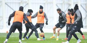 İttifak Holding Konyaspor'umuz Y. Malatyaspor maçı hazırlıklarını sürdürdü