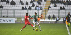 İttifak Holding Konyaspor'umuz Gaziantep FK ile 0-0 berabere kaldı
