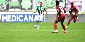 İttifak Holding Konyaspor'umuz Hatayspor ile 0-0 berabere kaldı