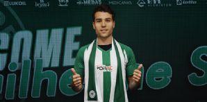 Guilherme Sitya ile resmi sözleşme imzaladık