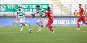 İttifak Holding Konyaspor'umuz Y.Kayserispor'u 2-0 mağlup etti