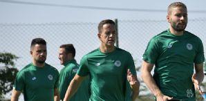 Konyaspor'umuz Galatasaray maçının hazırlıklarını tamamladı