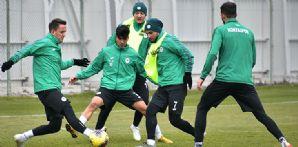 İttifak Holding Konyaspor'umuzda hazırlıklar devam etti
