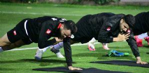 İttifak Holding Konyaspor'umuz Denizlispor maçı hazırlıklarına başladı