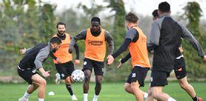 İttifak Holding Konyaspor'umuzda Galatasaray maçı hazırlıkları başladı