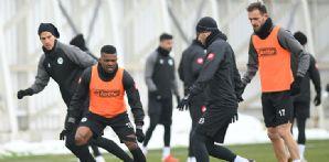 Süper Lig 26. Hafta Maçı: Y. Malatyaspor - İttifak Holding Konyaspor'umuz
