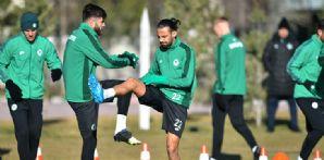 İttifak Holding Konyaspor'umuz A. Alanyaspor maçı hazırlıklarını sürdürdü