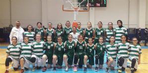 U18 ve U16 Kadın Basketbol Takımlarımız Yaz Ligi Müsabakalarında şampiyon oldu