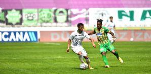 İttifak Holding Konyaspor'umuz A. Alanyaspor'u 1-0 mağlup etti