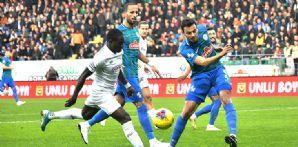 İttifak Holding Konyaspor'umuz deplasmanda Ç. Rizespor'a 3-1 kaybetti