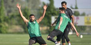 Takımımız Rizespor maçı hazırlıklarına devam etti
