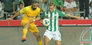 Konyaspor'umuz MKE Ankaragücü ile 0-0 berabere kaldı