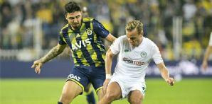 İttifak Holding Konyaspor'umuz deplasmanda Fenerbahçe'ye 5-1 mağlup oldu