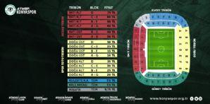 İ.M. Kayserispor Maçı biletleri satışa çıkıyor