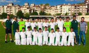 U13 Takımımız grup finalinde Antalyaspor'a 2-0 kaybetti ve elendi