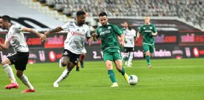 İttifak Holding Konyaspor'umuz deplasmanda Beşiktaş'a 3-0 yenildi