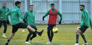 İttifak Holding Konyaspor'umuz A. Alanyaspor maçı hazırlıklarına başladı