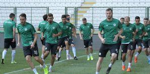 Takımımız MKE Ankaragücü maçının son çalışmasını yaptı