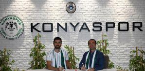 Mehmet Özdoğan Konyaspor'umuzda!