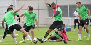 Atiker Konyaspor'umuzda Akhisarspor maçı için geri sayım başladı