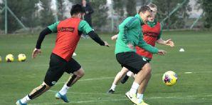Takımımızda Demir Grup Sivasspor maçının hazırlıkları başladı
