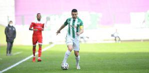 İttifak Holding Konyaspor'umuz: 0 -Fraport TAV Antalyaspor: 0