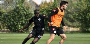 İttifak Holding Konyaspor'umuzda hazırlıklar devam ediyor