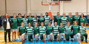 U18 Kadın Basketbol Alt Yapı Takımımız Yaz Ligi Müsabakalarında finale yükseldi