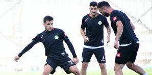 Takımımız, Beşiktaş maçı hazırlıklarını tamamladı