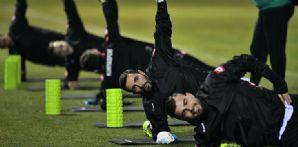 İttifak Holding Konyaspor'umuz Atakaş Hatayspor maçı hazırlıklarına başladı