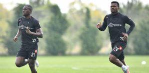İttifak Holding Konyaspor'umuz Gaziantep FK maçı hazırlıklarına başladı