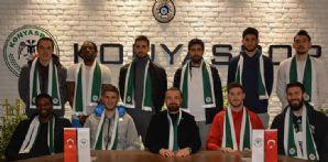 Başkanımızdan Konyaspor Basketbol Takımı Hakkında Açıklama