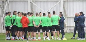 Atiker Konyaspor'umuz 2018-2019 Sezonu'nun son çalışmasını yaptı