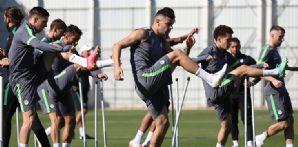 İttifak Holding Konyaspor'umuzda hazırlıklar tamamlandı