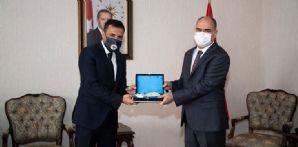 Yönetimimiz başkanımız nezaretinde protokol ziyaretlerinde bulundu