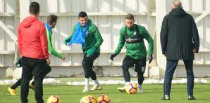 Takımımızda Antalyaspor maçı hazırlıkları başladı